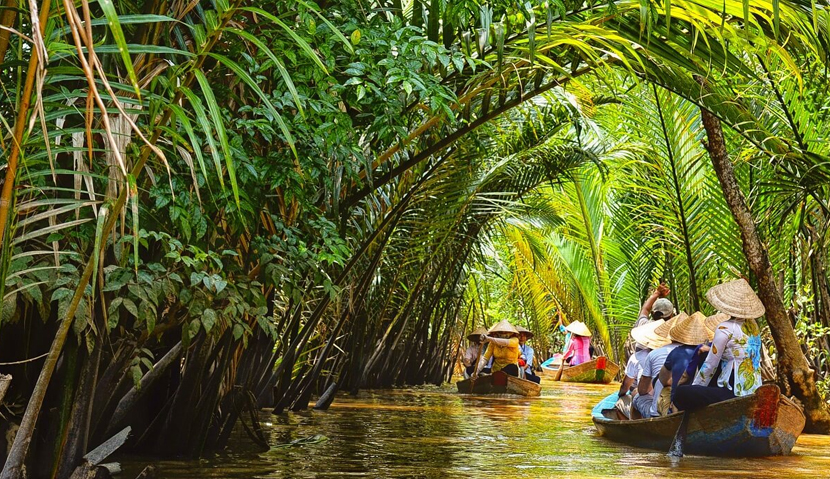 Authentic Mekong Delta experiences: Ben Tre - Tra Vinh - Sa Dec - Long Xuyen