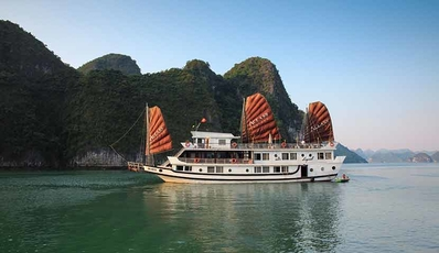 ACLASS LEGEND CRUISE | Halong Bay 2D1N