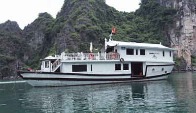 AMIRA - Private Cruise | Bai Tu Long Bay 2 days 1 night