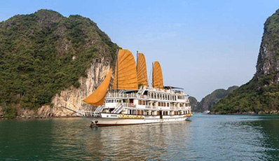 ANCORA CRUISE | Halong Bay 2D1N