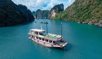 ARCADY CRUISE | Cat Ba Lan Ha Bay Day trip (Group Tour)