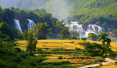 The Charming beauty of the North - East Vietnam