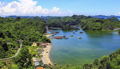 Hanoi Car Rental | Hanoi to Cat Ba island 2D1N