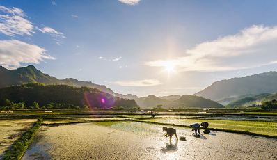 Hanoi Car Rental | Hanoi to Mai Chau (Hang Kia, Pa Co, Eo Ken Ban Hang) 3D2N