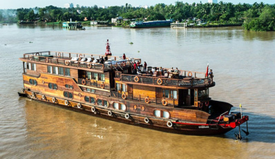 MEKONG EYES CRUISE | Cai Be - Can Tho 2D1N
