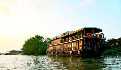 MEKONG LE COCHINCHINE CRUISE | Cai Be - Tra On - Can Tho 2D1N