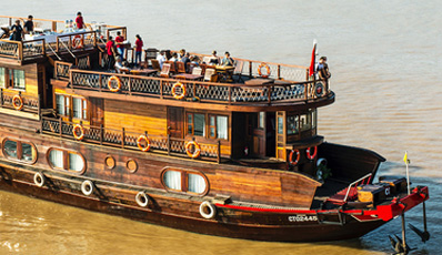MEKONG EYES CRUISE | Cai Be - Can Tho - Cai Be 3D2N