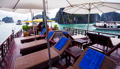 DRAGON BAY - Private Cruise | Bai Tu Long Bay 3D2N