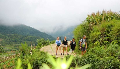 Sapa Adventure Tour | by shuttle bus from Hanoi