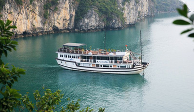 GARDEN BAY PREMIUM CRUISE | Bai Tu Long Bay 2D1N