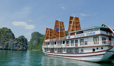 GRAY LINE CRUISE | Halong Bay 2D1N