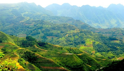 Grand Trekking of the North - East Vietnam