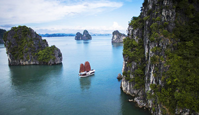 L'AMOUR - Private Cruise | Bai Tu Long Bay 2D1N
