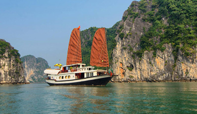 PRINCE - Private Cruise | Bai Tu Long Bay 2D1N