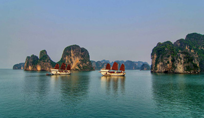 RED DRAGON - Private Cruise | Bai Tu Long Bay 3D2N