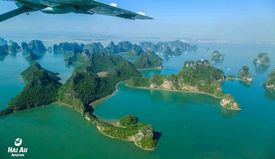 Halong Bay Dream by Sharing Seaplane
