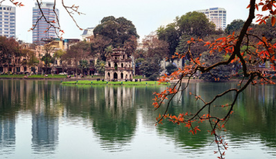 Hanoi half day walking tour