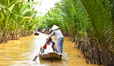 Ho Chi Minh Car rental | Transfer to Ben Tre for full day tour