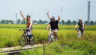 From Hoi An ancient town to rural Tra Que & Cam Thanh Eco village