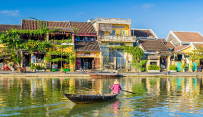 Discover the Heritage of the Center from Hoi An