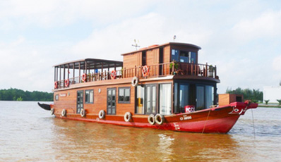 MEKONG DRAGON EYES CRUISE | Cai Be - Can Tho - Cai Be 3D2N