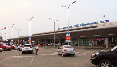 Hue Airport pick up to Hue city or vice versa by private car