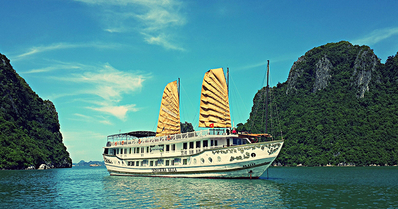 INDOCHINA SAILS | Halong Bay 2D1N