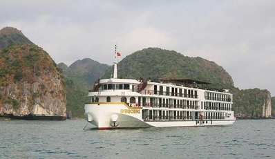INDOCHINE CRUISE | Cat Ba Lan Ha Bay 2D1N