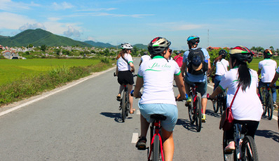 La Chu village Biking Tour