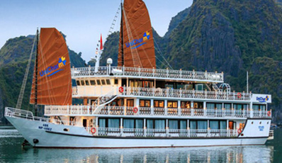 UNICHARM CRUISE | Cat Ba Lan Ha Bay 2D1N