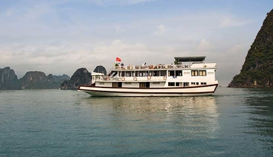 LAVENDER CRUISE | Halong Bay 2D1N