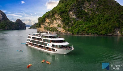 LE THEATRE CRUISE | Cat Ba Lan Ha Bay 2D1N