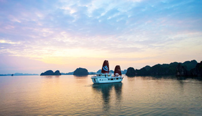 BHAYA LEGEND - Private Cruise | Halong Bay 3D2N