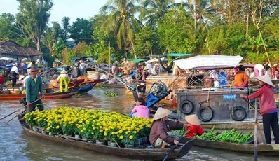 Grand Mekong Delta and Cambodia Tour
