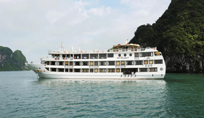 STARLIGHT CRUISE | Bai Tu Long Bay 2D1N