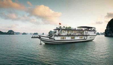 MAJESTIC LEGEND CRUISE | Halong Bay 2D1N