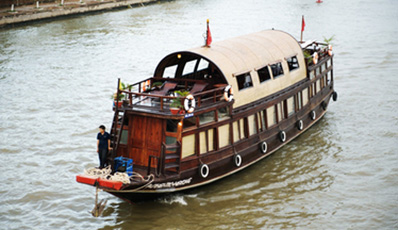 MEKONG AUTHENTIC - Private Cruise | Cai Be - Sa Dec - Cai Be 2 days 1 night