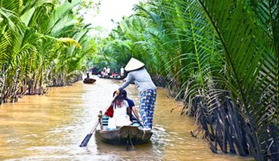 Glance of Mekong & Central Vietnam | Classic package tour