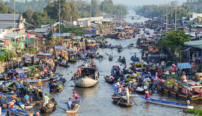Glance of Mekong Delta & Central Vietnam | Authentic experience package