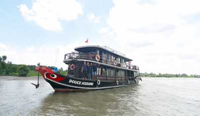 MEKONG DOUCE - Private Cruise | Cai Be - Tra On - Can Tho 2 days 1 night
