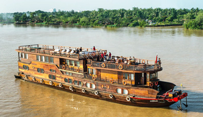 Saigon & Mekong cruise discovering | Classic package holiday