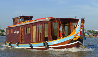 MEKONG GECKO EYES - Private Cruise | Mekong - Phu Quoc 2 days 1 night