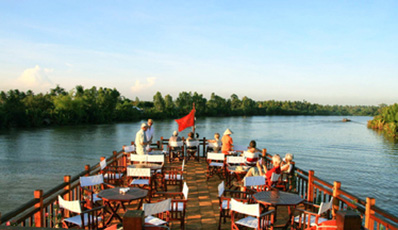 MEKONG EYES CRUISE | Phnom Penh - Chau Doc - Can Tho - Cai Be 3D2N