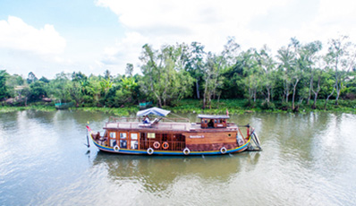 MEKONG GECKO EYES - Private Cruise | Mekong - Phu Quoc 3 days 2 nights