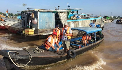 Mighty Mekong and Gorgeous Bai Tu Long Bay | Vietnam Authentic Tour