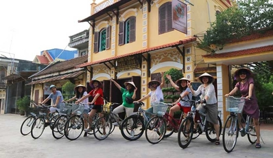 Nam Dinh Countryside Journey in Hai Hau - Private Tour