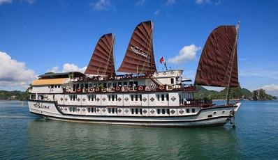 PALOMA CRUISE | Bai Tu Long Bay 2D1N