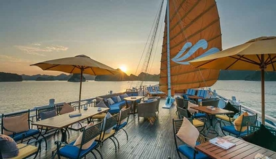 PARADISE LUXURY CRUISE | Halong Bay 2D1N