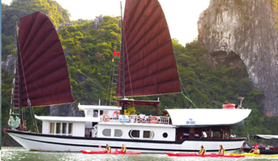 PRINCE - Private Cruise | Bai Tu Long Bay 3D2N