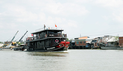 MEKONG DOUCE - Private Cruise | Can Tho - Tra On - Cai Be 2 days 1 night